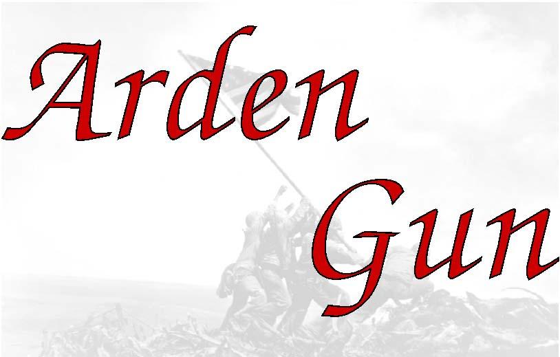 arden gun logo